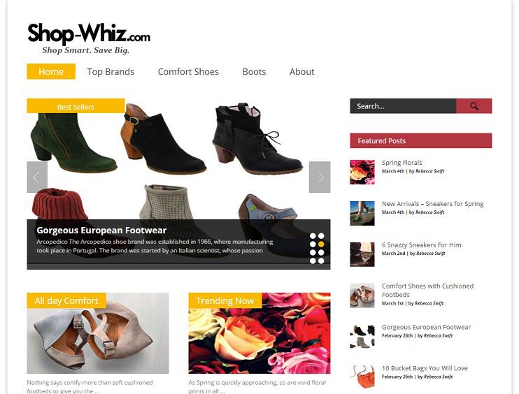 shop-whiz.com אתר אפילייט
